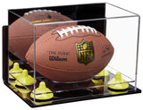 Acrylic Mini Football Display Case