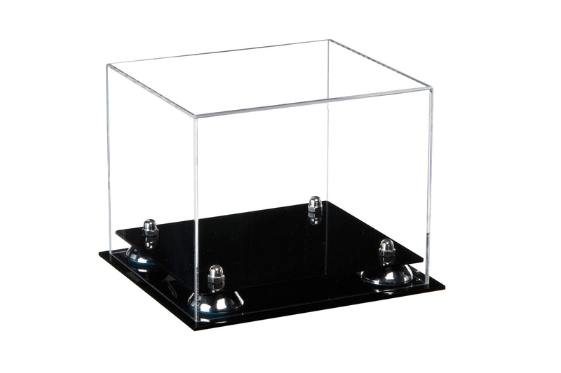 Deluxe Acrylic Clear Display Case for Collectible Sports Baseball Hat or Cap with UV Protection, Display Case, Better Display Cases, Better Display Cases - Better Display Cases