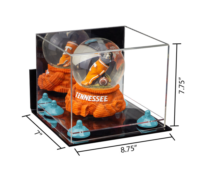 8.75x7.75x7 Mini Display Case with Wall Mount