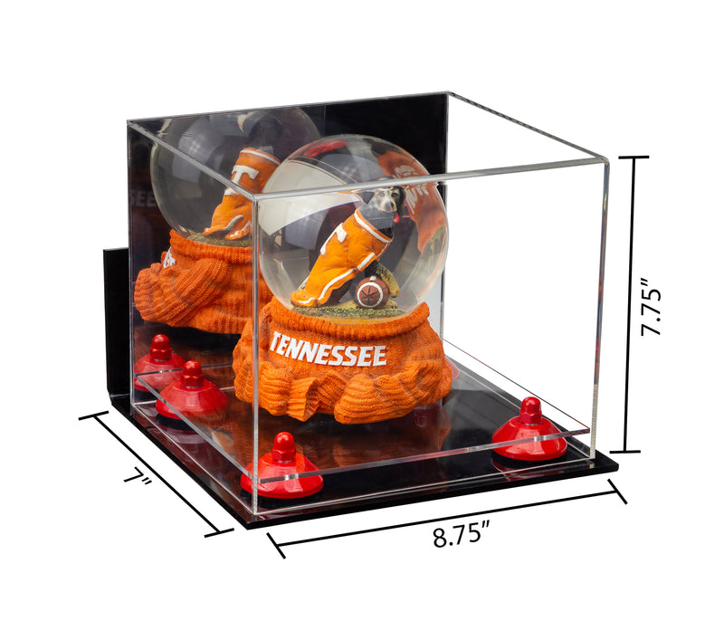 8.75x7.75x7 Mirrored Small Display Case