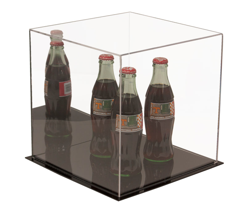 Medium Square Display Case <br><sub> 9.75 x 9.75 x 9.75, Display Case, Better Display Cases, Better Display Cases - Better Display Cases