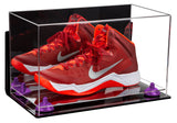 Acrylic Basketball Shoe Soccer Cleat Football Cleat Display Case