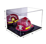 18x14x12 Mirrored Display Case
