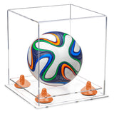 Acrylic Soccerball Display Case