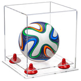 Mini Soccerball Display Case