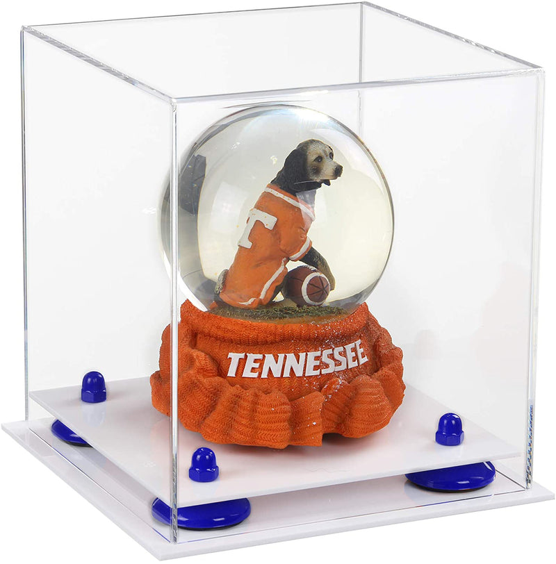 Acrylic Versatile Display Case  7.6 X 7.6 X 8.5 Clear