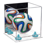 Mini Soccer Ball Case with Mirror