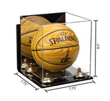 7.75x7.75x8.5 Mini Basketball Display Case
