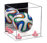 Not Full Size Ball Display Case
