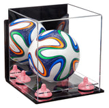 Not Full Size Soccer Ball Display Case