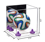 7.75x7.75x8.50 Small Soccer Ball Case