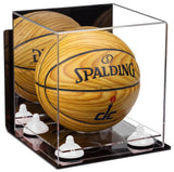 Wall Mounted Mini Basketball Display Case