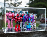 Acrylic Bobblehead Display Case A016/D01