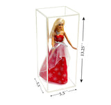 Collectible Figurine <br>Display Case <br><sub>Doll, Bobblehead, Action Figure or Collectible Toy Figure and more!, Display Case, Better Display Cases, Better Display Cases - Better Display Cases