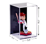 Collectible Bobblehead <br> Display Case <br> <sub> McFarlane, dolls, and more!<br>(A016), Display Case, Better Display Cases, Better Display Cases - Better Display Cases