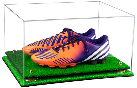 Football Cleats Display Case