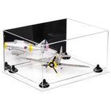 Acrylic Versatile Large Display Case 15.25 x 12 x 8 - Mirror (A026/V12)