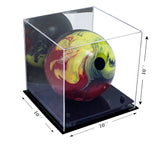 Bowling Ball <br> Display Case <br><sub> For all sizes and weights </sub>, Display Case, Better Display Cases, Better Display Cases - Better Display Cases