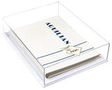 "Acrylic Book Display Case 13""x10""x3"" A029/BK06"