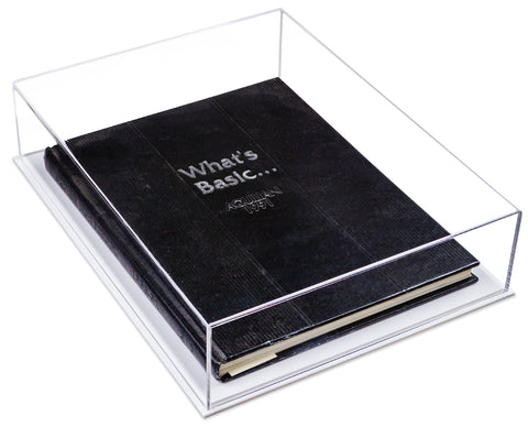 Acrylic Book Display Cases