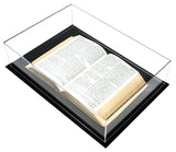 Book Display Case <br>(open or closed)<br><sub> with UV Protection </sub>, Display Case, Better Display Cases, Better Display Cases - Better Display Cases