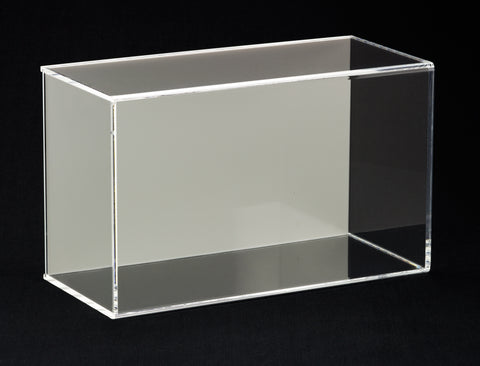 Versatile Deluxe Acrylic Display Case, Table top or Wall Mount, 8