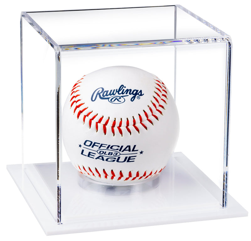 Acrylic Baseball or Tennis Ball Display Case