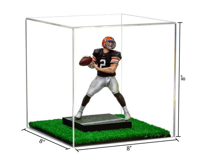 "Small Acrylic Display Case 8""x8""x8"" A059/V32"
