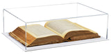 "Acrylic Book Display Case 20""x14""x6"" A071/BK10"