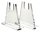 Acrylic Sword Horizontal Tabletop Display Stand A091/SP123