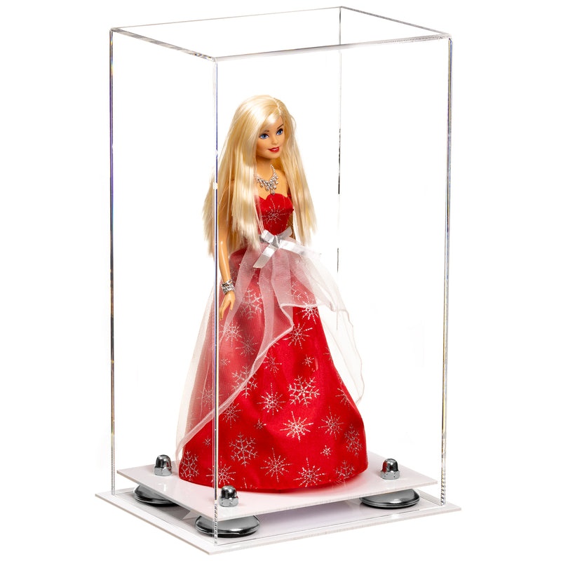 Versatile Acrylic Display Case 8 x 6 x 14 - Clear (V18/A092)