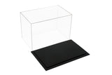 "Acrylic Deluxe <br>Display Case<br>Small Rectangle Box<br><sub>Clear or  Mirror<br>9.5"" x 6"" x 6.75"" (A005-DS), Display Case, Better Display Cases, Better Display Cases - Better Display Cases"