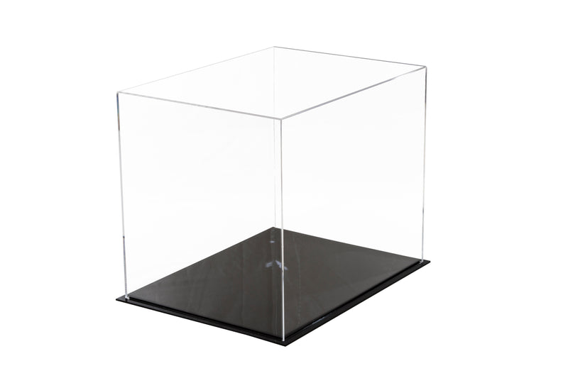 Large Clear Acrylic <br> Display Case <br> <sub>14.5 x 11 x 12 (A002-CDS), Display Case, Better Display Cases, Better Display Cases - Better Display Cases