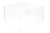 "Acrylic Deluxe Table Top Display Case<br>Medium Rectangle Box<br><sub>15.25"" x 12"" x 8"" (A026-DS), , Better Display Cases, Better Display Cases - Better Display Cases"