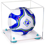 Acrylic Soccer Ball Display Case