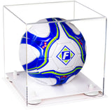 Acrylic Soccer Ball Display Box