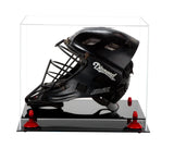 Catchers Helmet <br> Clear Display Case <br> <sub> MLB, NCAA, and more! </sub>, Display Case, Better Display Cases, Better Display Cases - Better Display Cases