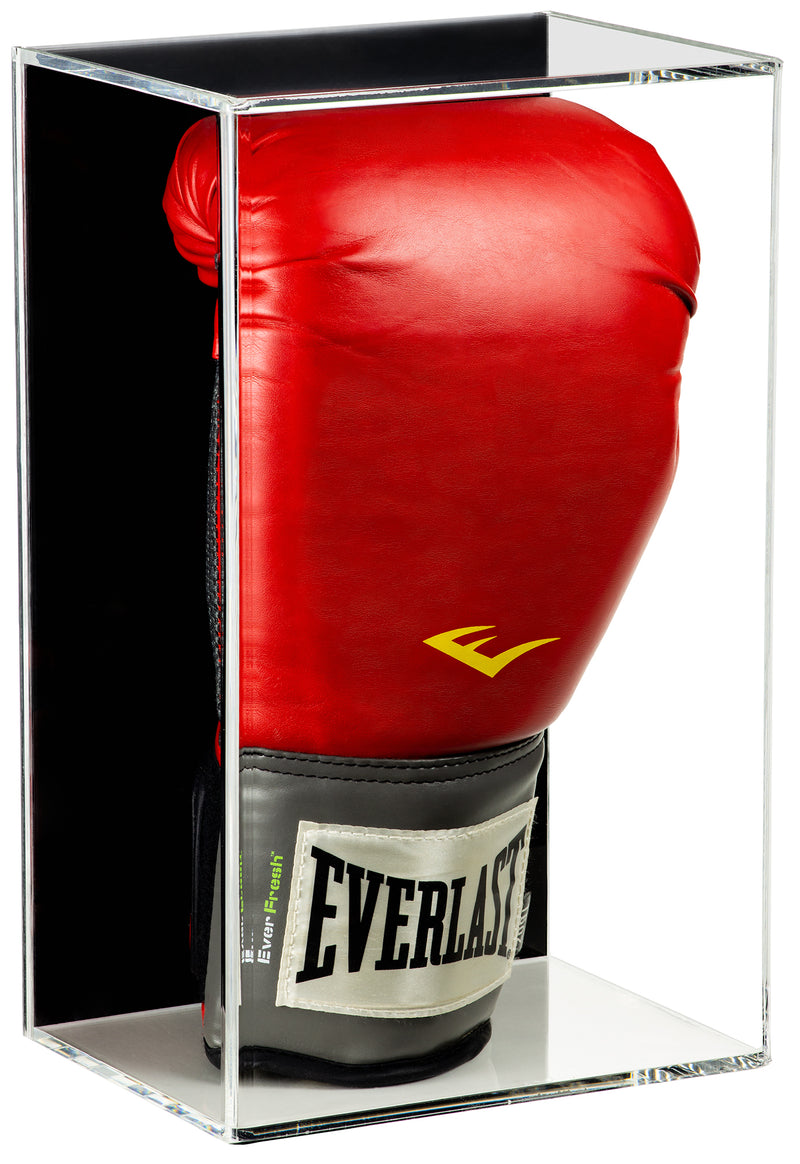 Boxing Glove Display Case <br><sub>(Table Top or Wall Mount), Display Case, Better Display Cases, Better Display Cases - Better Display Cases