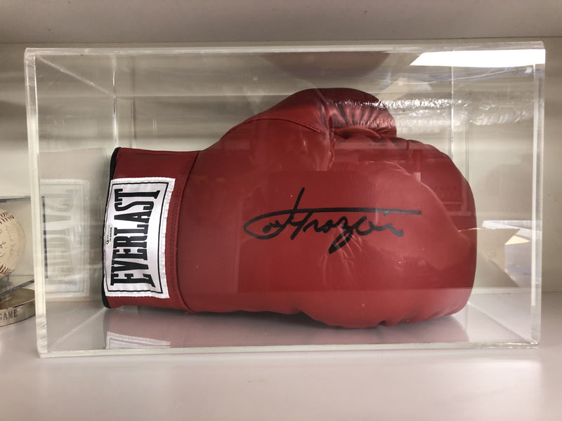 Boxing Glove Display Case (The glove fits perfect)