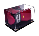 Boxing Glove Display <br> Case With Mirror<br> <sub> Fits One or Two Gloves </sub>, Display Case, Better Display Cases, Better Display Cases - Better Display Cases