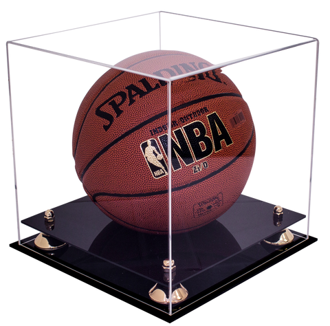 Basketball Display Case <br> (Full Size)<br> <sub> For NBA, NCAA, and more</sub>, Display Case, Better Display Cases, Better Display Cases - Better Display Cases