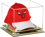 Clear Acrylic Basketball Hat or Cap Display Case