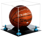 Clear Basketball Display Case <br> (Full Size)<br> <sub> For NBA, NCAA, and more</sub>, Display Case, Better Display Cases, Better Display Cases - Better Display Cases