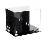 Catchers Helmet <br> Mirrored Display Case <br> <sub> MLB, NCAA, and more! </sub>, Display Case, Better Display Cases, Better Display Cases - Better Display Cases