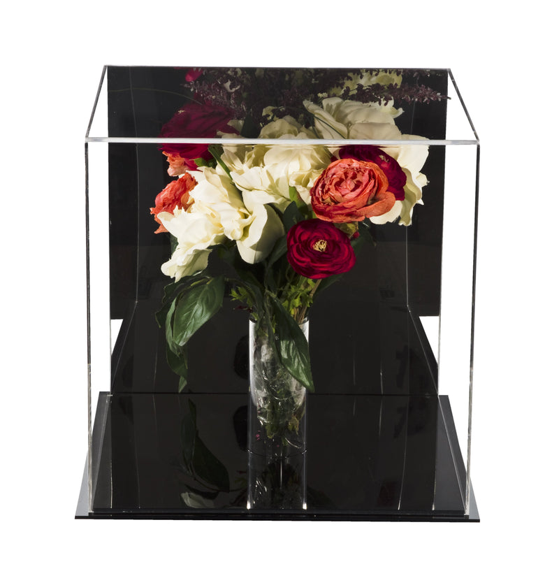 Acrylic Collectible Wedding Flower Bouquet Display Case