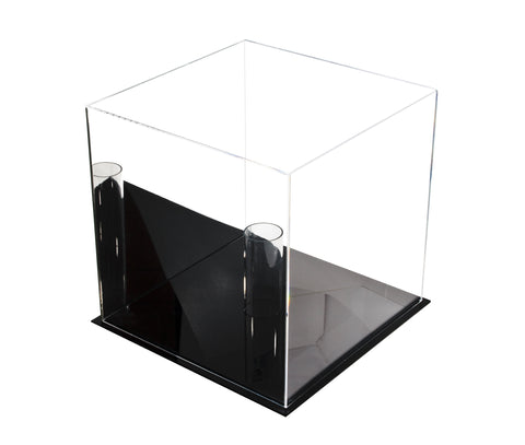 Deluxe Clear Acrylic Collectible Wedding Bouquet Display Case ...