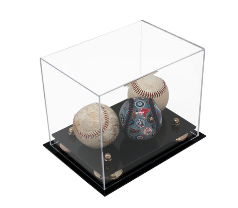 Small Versatile Display <br> Clear Square Case <br><sub> 8.25 x 6 x 6.75 </sub>, Display Case, Better Display Cases, Better Display Cases - Better Display Cases