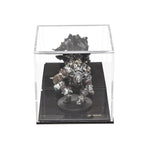 "Acrylic Deluxe Table Top Display Case <br>Small Square Box <br><sub>4"" x 4"" x 4"" (A057-DS), Display Case, Better Display Cases, Better Display Cases - Better Display Cases"