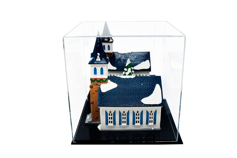 "Versatile Acrylic Display Case, Cube, Dust Cover or Riser <br><sub>12"" x 12"" x 12"" (A061-DS), Display Case, Better Display Cases, Better Display Cases - Better Display Cases"