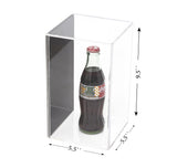 "Small Versatile <br> Display Case <br><sub> 5.5"" x 5.5"" x 9.5"" (A016), Display Case, Better Display Cases, Better Display Cases - Better Display Cases"